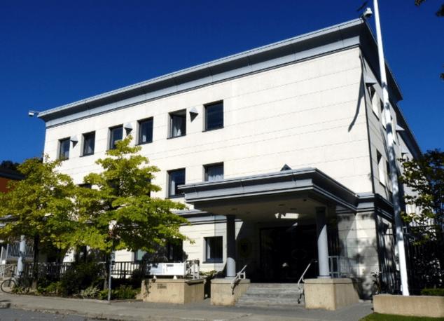 Ambassade et consulats de la République fédérale d'Allemagne au Canada